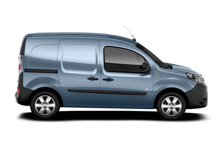 Renault Kangoo Maxi LL21 1.5 dCi ENERGY FWD 115PS Business Van Manual [Start Stop] back view