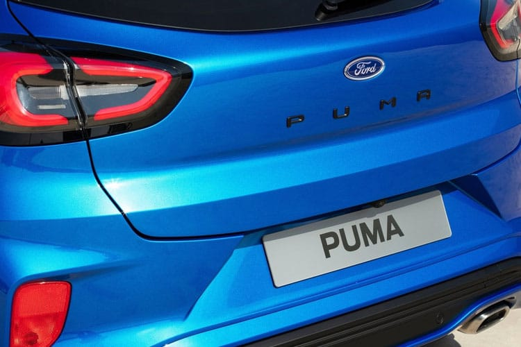 Ford Puma SUV 1.0 T EcoBoost MHEV 155PS ST-Line 5Dr Manual [Start Stop] detail view