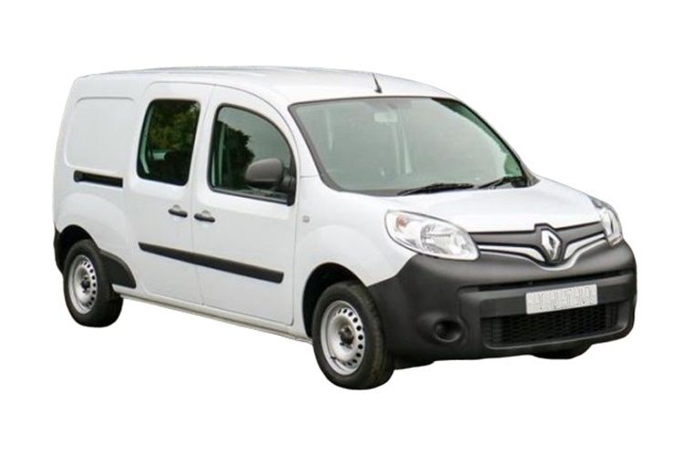 Renault Kangoo Maxi LL21 1.5 dCi ENERGY FWD 95PS Business+ Cab Crew Van Manual [Start Stop] front view
