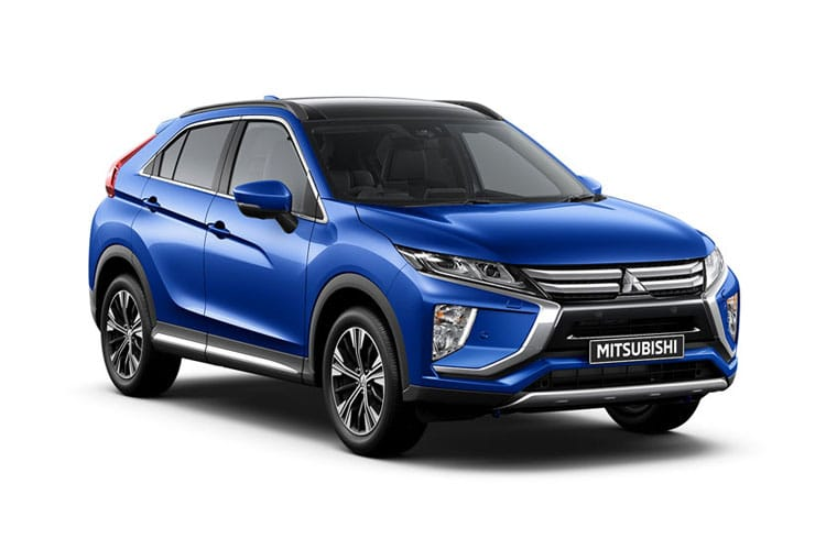 Mitsubishi Eclipse Cross SUV 1.5 T 163PS Exceed 5Dr Manual [Start Stop] front view