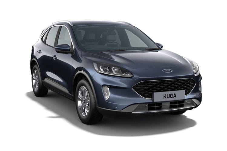 Ford Kuga SUV 2WD 1.5 T EcoBoost 150PS Titanium First Edition 5Dr Manual [Start Stop] front view