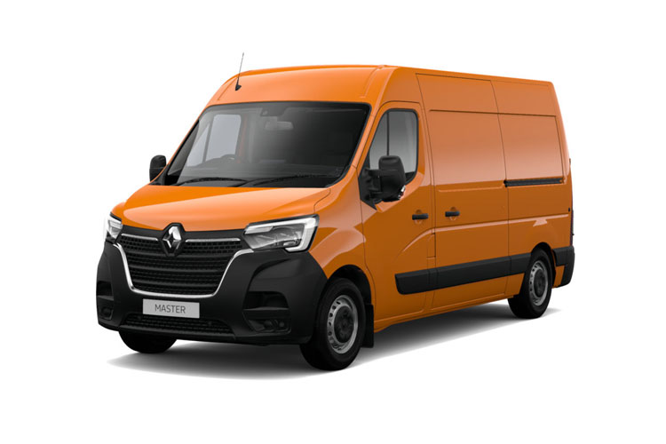 Renault Master HGV LWBL 45TW RWD 2.3 dCi ENERGY DRW 145PS Business Van High Roof Manual [Start Stop] front view