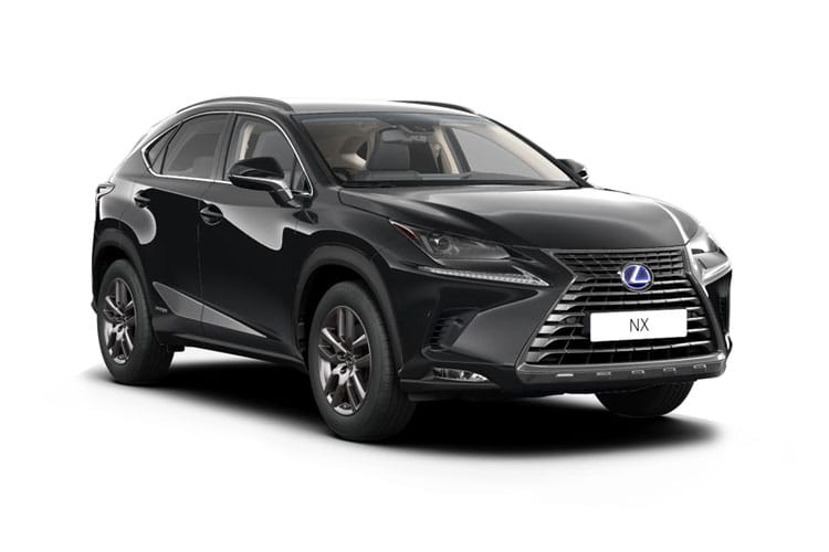 Lexus NX 300h SUV 4wd 2.5 h 197PS Takumi 5Dr E-CVT [Start Stop] [Pan Roof] front view