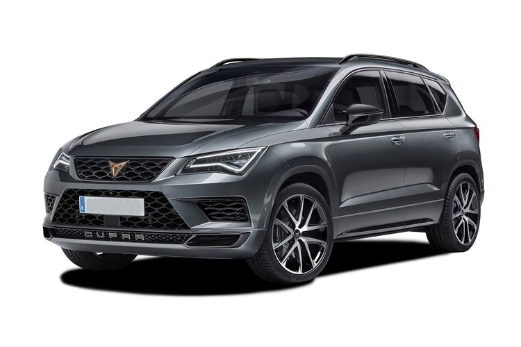 CUPRA Ateca SUV 4Drive 2.0 TSI 300PS VZ3 5Dr DSG [Start Stop] inside view