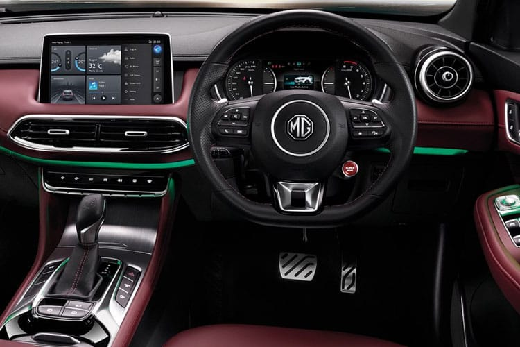 MG Motor UK MG HS SUV 1.5 T-GDI 162PS Excite 5Dr DCT [Start Stop] inside view