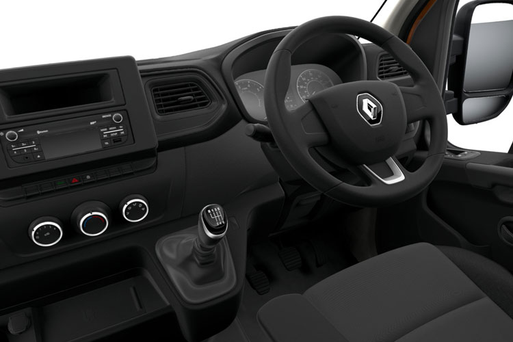 Renault Master HGV LWBL 45TW RWD 2.3 dCi ENERGY DRW 145PS Business Chassis Cab Manual [Start Stop] inside view