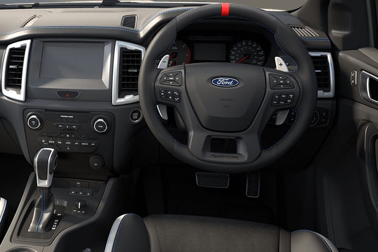 Ford Ranger PickUp Double Cab 4wd 2.0 EcoBlue 4WD 213PS Limited Pickup Double Cab Auto [Start Stop] inside view