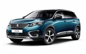 Peugeot 5008 SUV SUV 1.2 PureTech 130PS Allure 5Dr Manual [Start Stop]