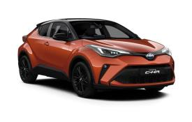 Toyota C-HR SUV 5Dr 1.8 VVT-h 122PS Design 5Dr CVT [Start Stop] [Lthr]