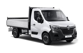 Renault Master Dropside MWB 35 FWD 2.3 dCi FWD 135PS Business Dropside Manual