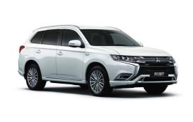 Mitsubishi Outlander SUV SUV 2.0 MIVEC 150PS Exceed 5Dr CVT [Start Stop]