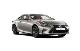 Lexus RC Coupe F Coupe 5.0 V8 463PS  2Dr Auto [SRoof]