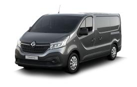 Renault Trafic Van 30 LWB 2.0 dCi ENERGY FWD 120PS Sport Nav Van Manual [Start Stop]