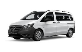 Mercedes-Benz Vito MiniBus Tourer 116 L3 M1 RWD 2.0 CDi RWD 163PS SELECT Minibus G-Tronic [Start Stop] [9Seat]